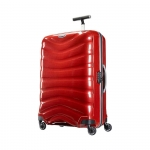 Trolley - Samsonite Valigia Trolley Firelite Spinner M Chili Red