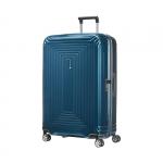 Trolley - Samsonite Valigia Trolley Neopulse Spinner L Metalic Blue