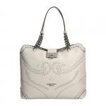 Shopping bag - Scervino Street  Borsa Shopping Bag L Vijul Off White