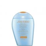 alta protezione - Shiseido Expert Sun Protection Lotion SPF 50 WETFORCE - Lozione Protettiva Bambini e Pelli Sensibili