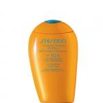 bassa protezione - Shiseido Protective Tanning Emulsion  SPF 10  For Face-Body - Emulsione Protettiva-Abbronzante Viso-Corpo