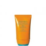 bassa protezione - Shiseido Protective Tanning Cream SPF 10 - Crema Protettiva Abbronzante Viso