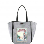 Shopping bag - Y Not? Borsa Shopping Bag L Aspen E-46