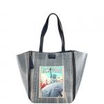 Shopping bag - Y Not? Borsa Shopping Bag L New York E-46