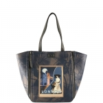 Shopping bag - Y Not? Borsa Shopping Bag L London E-46