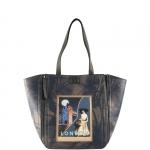 Shopping bag - Y Not? Borsa Shopping Bag L London E-46