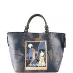 Shopping bag - Y Not? Borsa Shopping Bag M London E-41