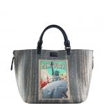 Shopping bag - Y Not? Borsa Shopping Bag M New York E-41