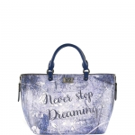 Shopping bag - Y Not? Borsa Shopping Bag S Never Stop Dreaming E-40