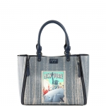 Shopping bag - Y Not? Borsa Shopping Bag M New York E-45