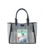 Shopping bag - Y Not? Borsa Shopping Bag M New York E-45
