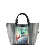 Shopping bag - Y Not? Borsa Shopping Bag S New York E-40