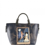Shopping bag - Y Not? Borsa Shopping Bag S London E-40