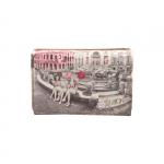 Portafoglio - Y Not? Portafoglio S Cuoio Pink Girl Roma F-346