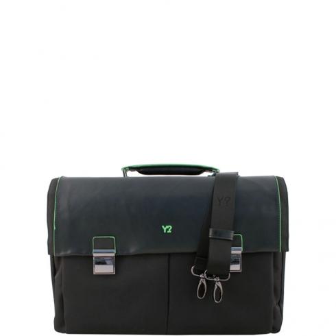Briefcase L Nero Business BIZ 8521