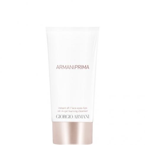 Armani Prima Oil In Gel Foaming Cleanser