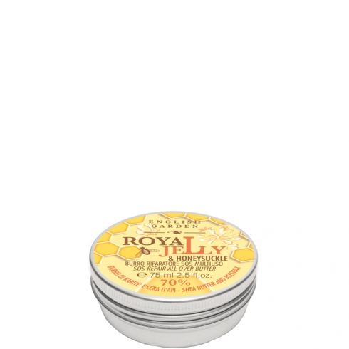 Royal Jelly & Honeysuckle