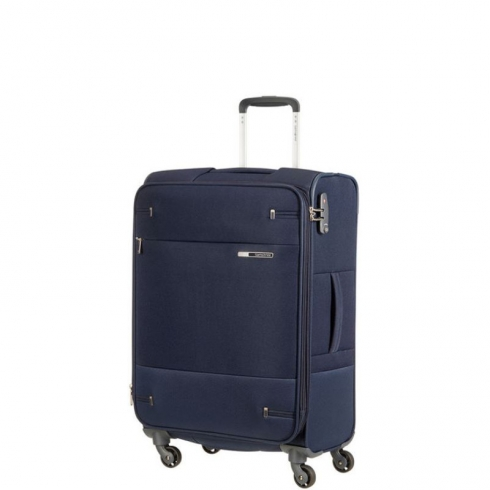 Valigia Trolley Base Boost Spinner Exp M Navy Blue