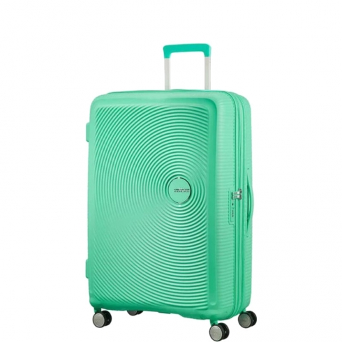 Valigia Trolley Soundbox Spinner Exp L Deep Mint