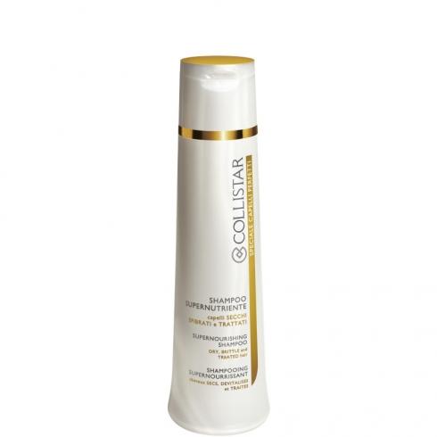 Shampoo Supernutriente - Linea Nutrimento e Luminosità