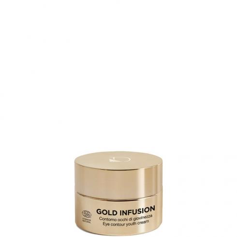 Gold Infusion - Crema Contorno Occhi di Giovinezza