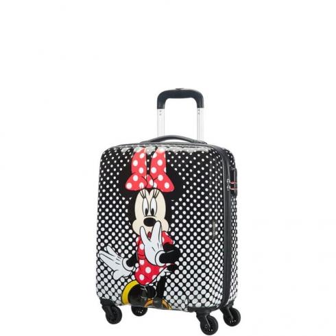 Valigia Trolley Disney Legend Spinner S AlfaTwist 2.0 Minnie Mouse Polka Dot