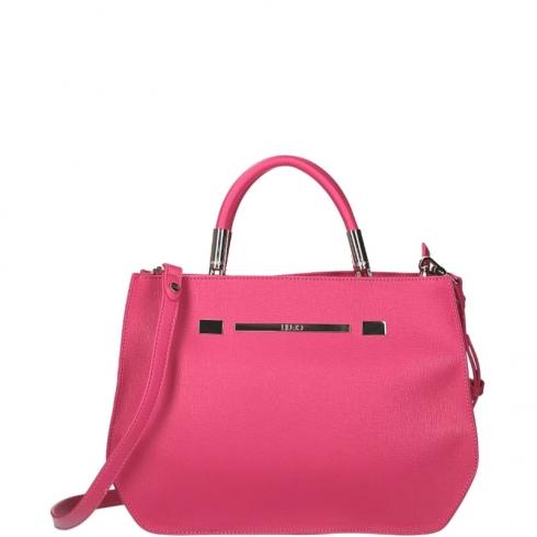 Borsa Hand Bag L Annia A19144E0087 Geranium