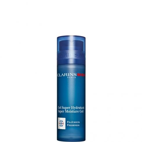 Gel Super Hydratant - Gel Viso Super Idratante - ClarinsMen