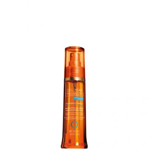 Olio Spray Capelli Protezione Colore Water Resistant