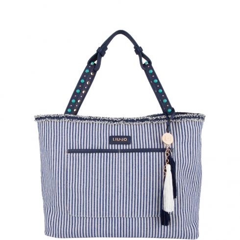 Shopping Bag L Gioiosa N19205E0005 Midnight