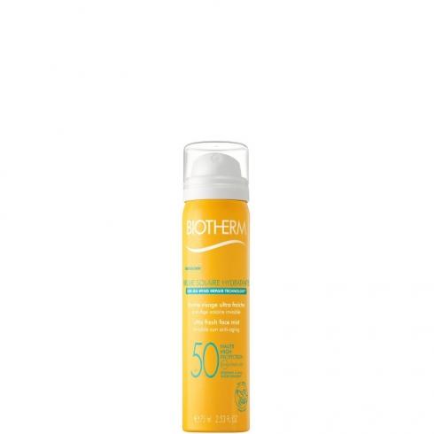 Brume Solaire Hydratante Visage SPF 50 - Spray Solare Idratante Viso
