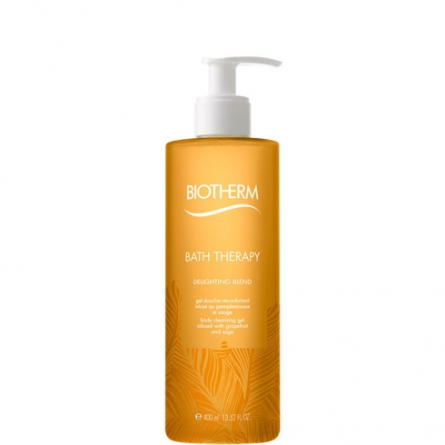 Bath Therapy Delighting Blend Body Cleansing Gel*