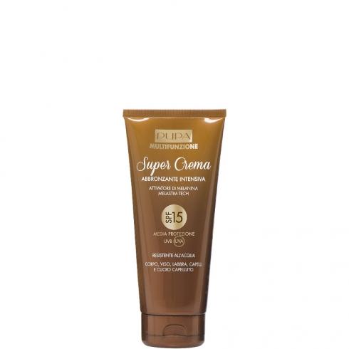 Super Crema Abbronzante Intensiva SPF 15