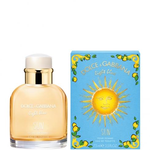 Light Blue Pour Homme Sun Edizione Limitata 2019