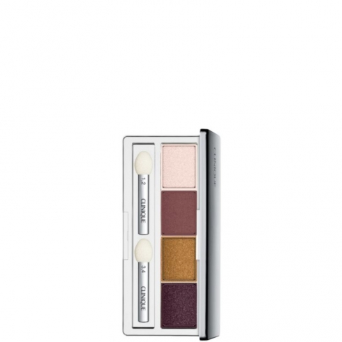 All About Shadow Quad - Quattro Ombretti Colore Intenso