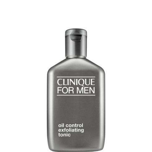 For Men Oil Control Exfoliating Tonic - Lozione Esfoliante Tipo 3 e 4