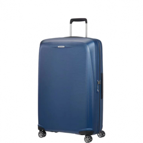 Valigia Trolley Starfire Spinner L Blue