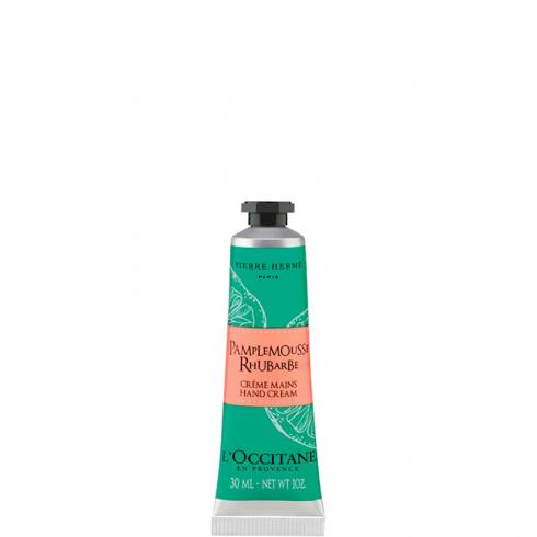 Pamplemousse Rhubarbe - Créme Mains - Crema Mani