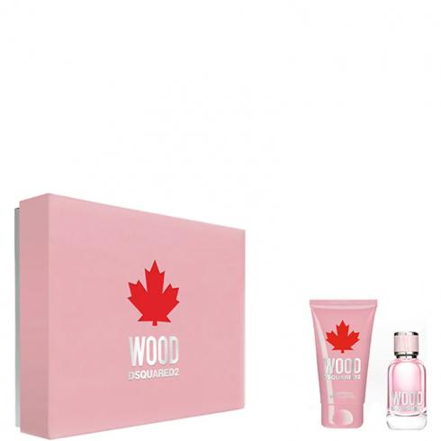 Wood Dsquared2 Pour Femme Confezione