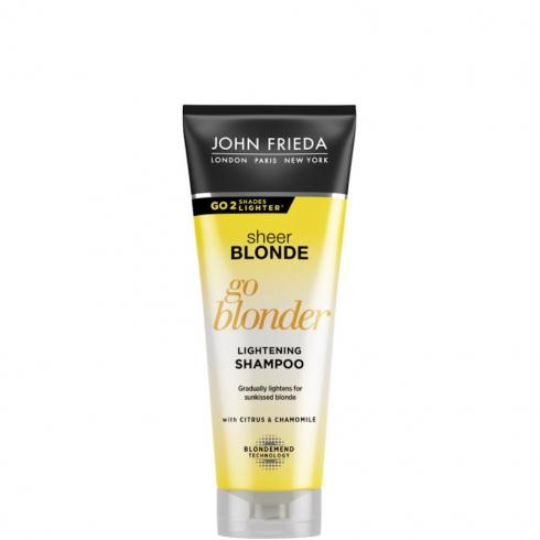 Sheer Blonde Go Blonder Shampoo Schiarente Capelli Biondi