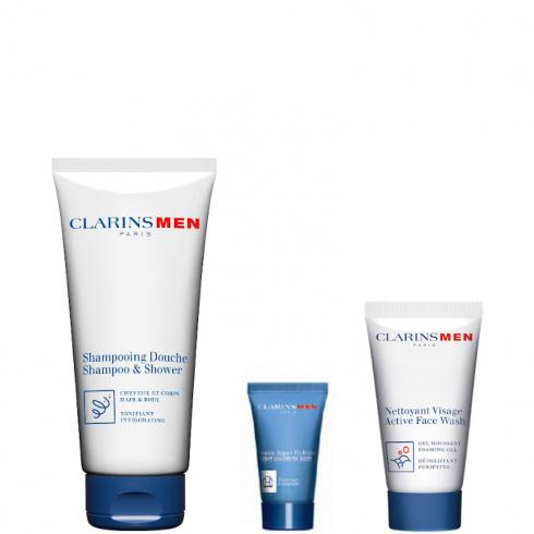 Shampooing Douche - Shampoo Doccia ClarinsMen Confezione