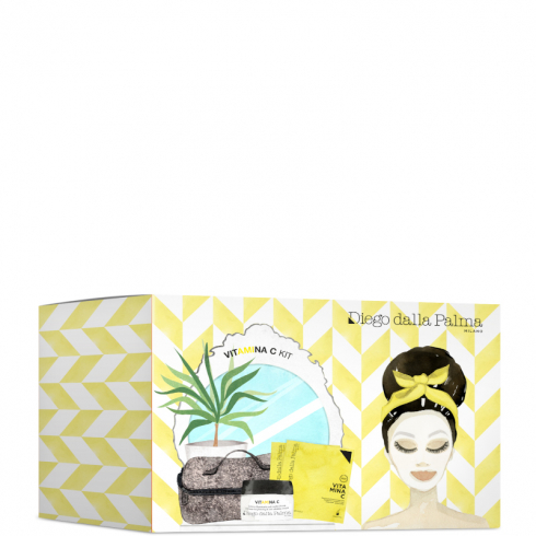 Vitamina C Radiance Cream - Crema Illuminante Anti Rughe 24 ore Confezione