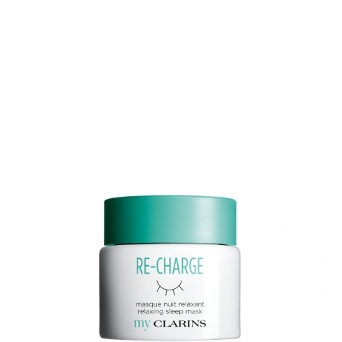 My Clarins - RE-CHARGE Masque Nuit Relaxant - Tutti i tipi di pelle