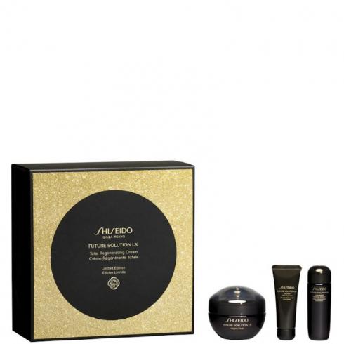 Future Solution LX Total Regenerating Cream Night - Crema Viso Notte Confezione