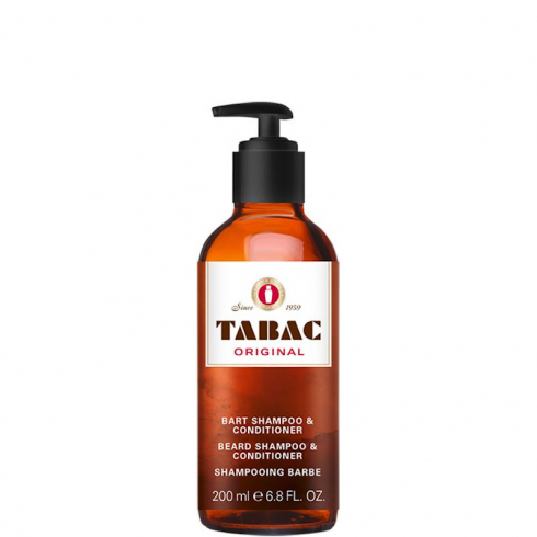 Tabac Beard Shampoo & Conditioner