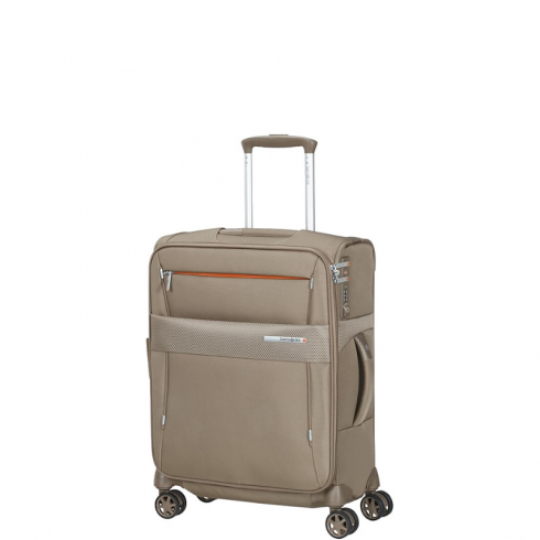 Valigia Trolley Duopack Spinner Exp S Sand