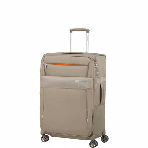 Valigia Trolley Duopack Spinner Exp M Sand
