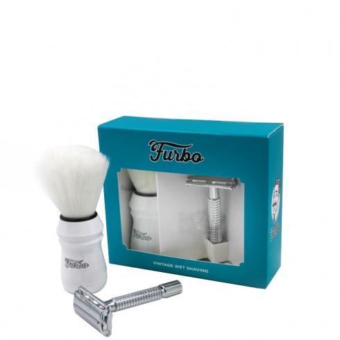 FURBO Vintage Wet Shaving Confezione
