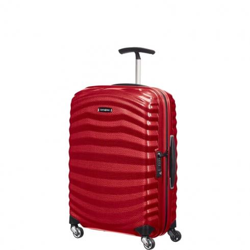 Valigia Trolley Lite-Shock Spinner S Chili Red