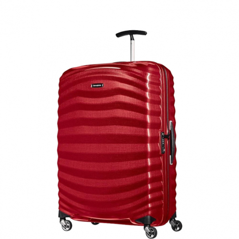 Valigia Trolley Lite-Shock Spinner M Chili Red